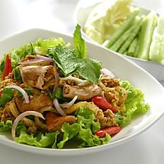[23A] Minced Pork Salad