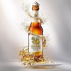 Singha Bottle Beer