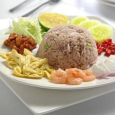 [107] Shrimp Paste Fried Rice