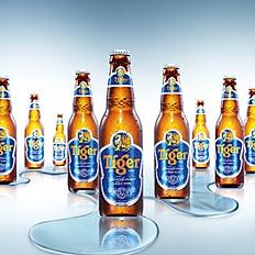 Tiger Bottle Beer