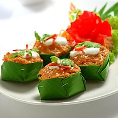 Steamed Thai Otah