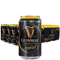 Guinness Stout Canned Beer