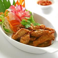 [48] Garlic Pepper Pork