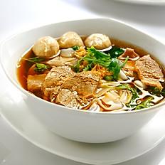 Noodle Soup (Beef/Pork)