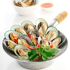 Claypot Mussels