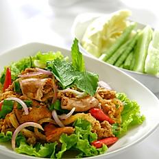 Minced Pork Salad