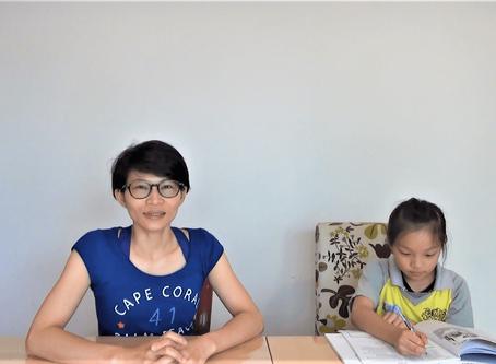 Angella L. / 兒童一對一英文 / 在 ebs 找到「我可以!」的自信