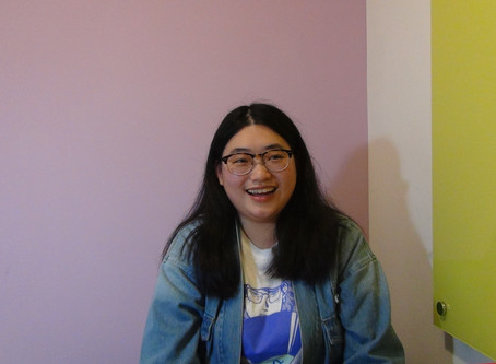 I-Chen The City University of New York / 成人一對一英文 / 才短短一個月, 賦予我流利英文!