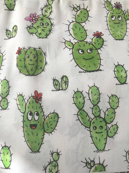 Ranita Ana cactus con ojos
