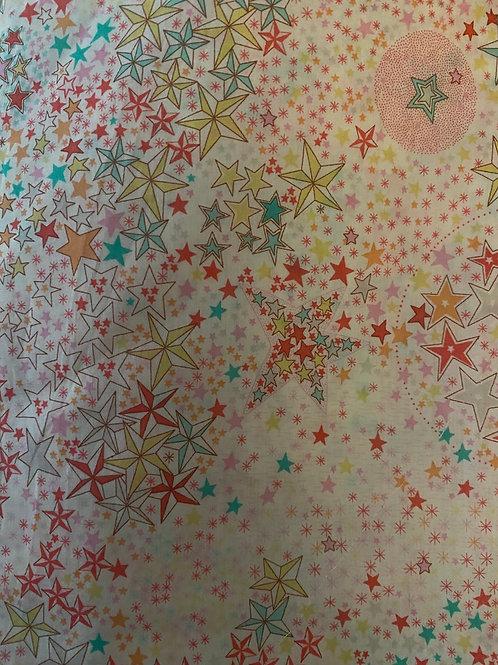 Ranita Diego Liberty estrellas rosas