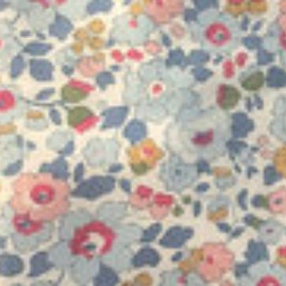 Ranita Santi flores liberty pastel