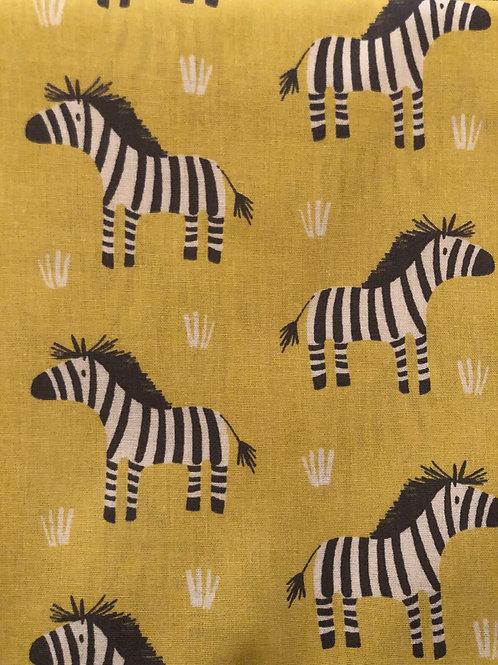 Ranita Diego cebras mostaza
