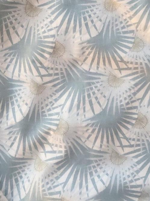 Ranita Ana hojas de palmera y soles