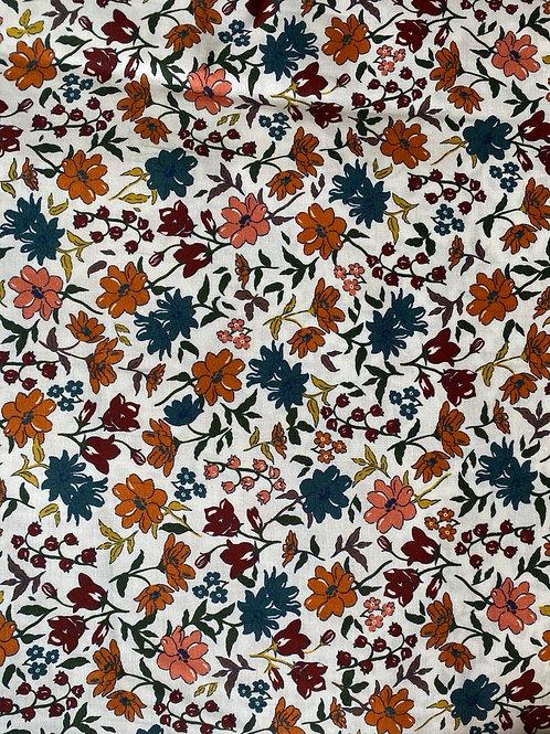 Ranita Santi flores caldero