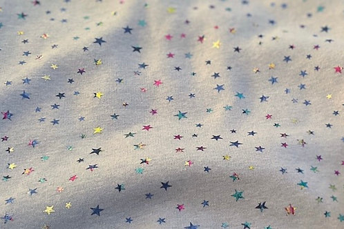 Ranita ana gris Estrellas de colores