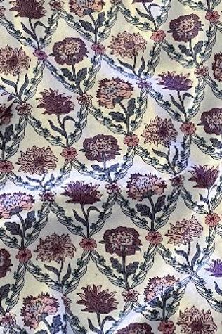 Ranita Ana liberty flores rombos