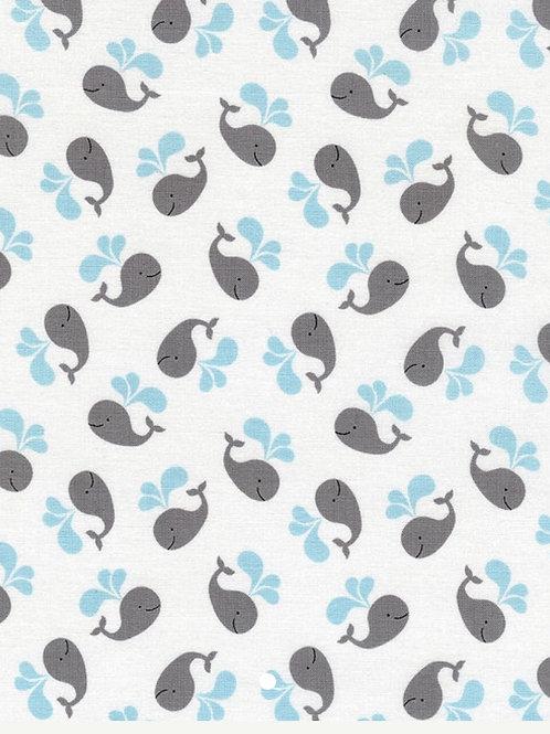 Ballenas gris