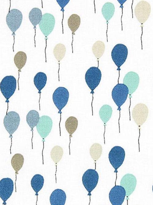 Ranita Santi globos Azul