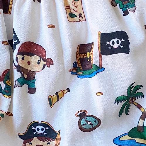Ranita ana Piratas