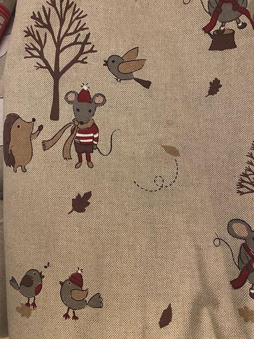 Ranita Diego ratones en otoño