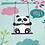 Thumbnail: Ranita santi Oso panda verde