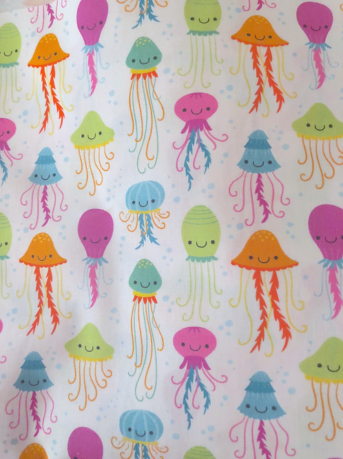 Ranita Ana medusas
