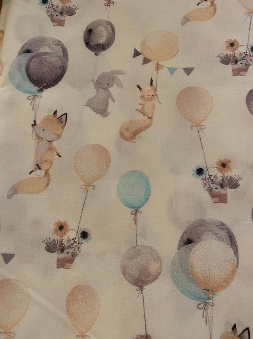 Ranita Diego animales en globo