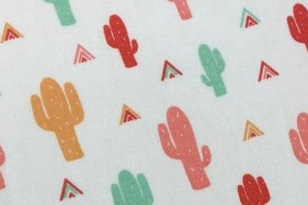 Ranita Santi cactus pastel