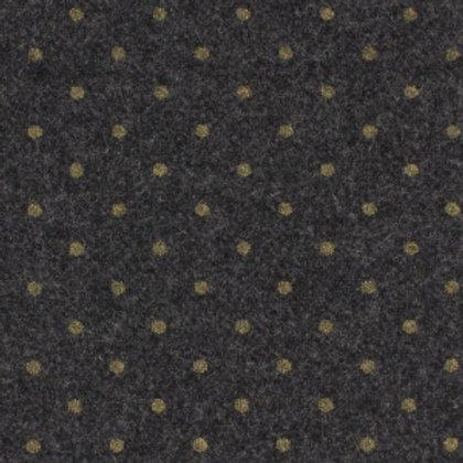 Lana gris lunar oro