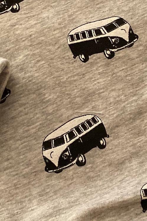 Sudadera furgonetas negras