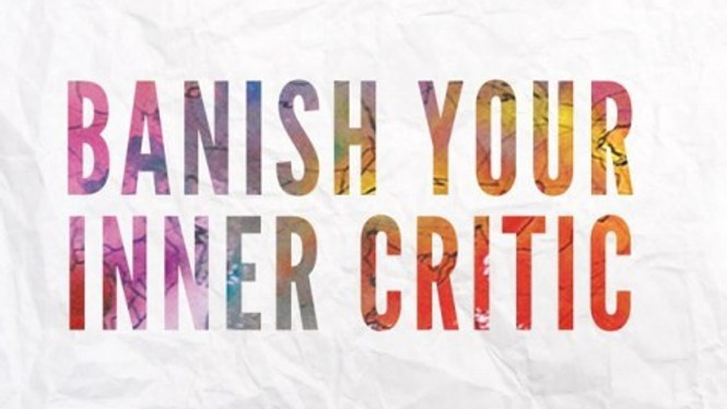 Banish Your Inner Critic, by (and discussion with) Denise Jacobs