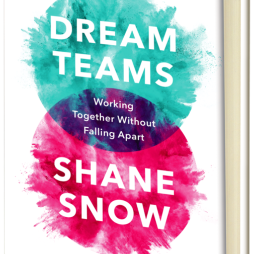 Dream Teams: Working Together Without Falling Apart, by Shane Snow