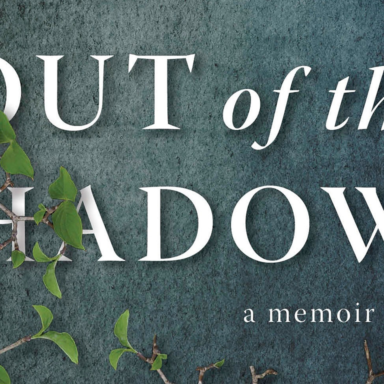 Out of the Shadows, by Timea Nagy & Shannon Moroney