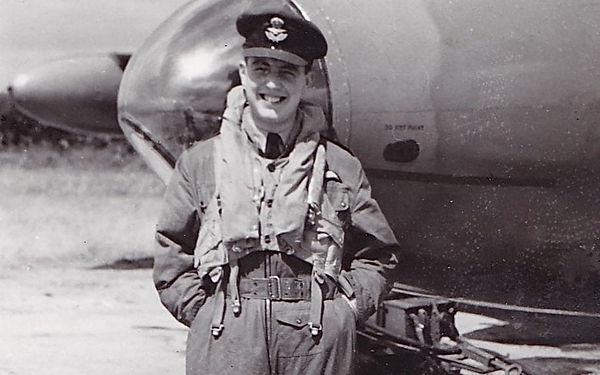 Air Vice Marshal Barry Hamilton Newton C
