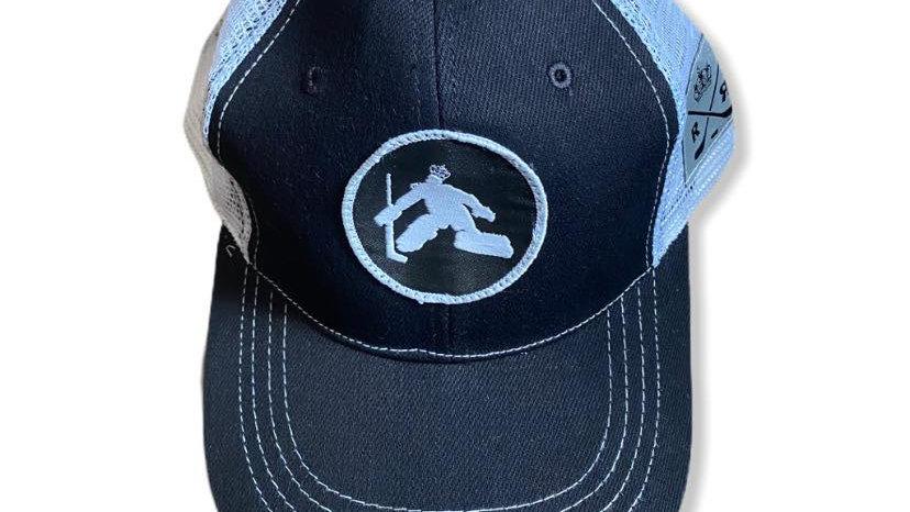 Rink Royals Goalie Trucker Cap