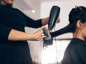 SALONS AND HAIRDRESSERS