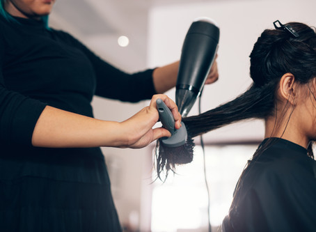 How to Blow-dry your hair the Right Way