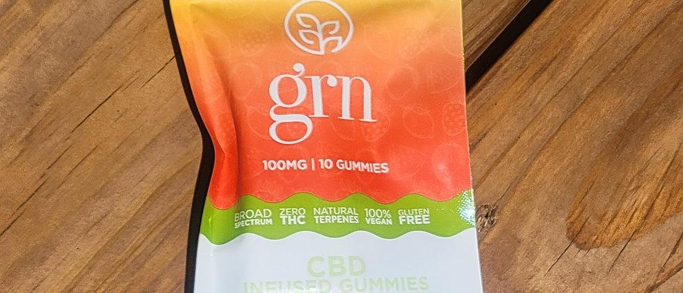 Grove Broad Spectrum Gummies 10ct