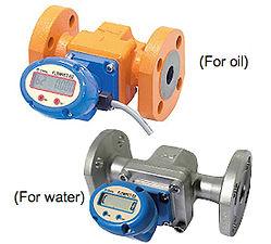 Oval Flowpet-EG Positive Displacement Flowmeter