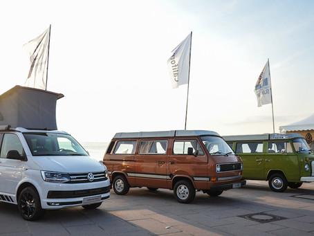 Volkswagen Nutzfahrzeuge bleibt Titelsponsor der Kitesurf Masters