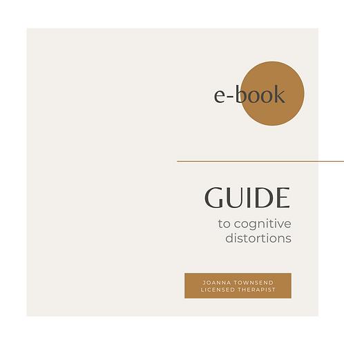 Cognitive Distortion E-Book