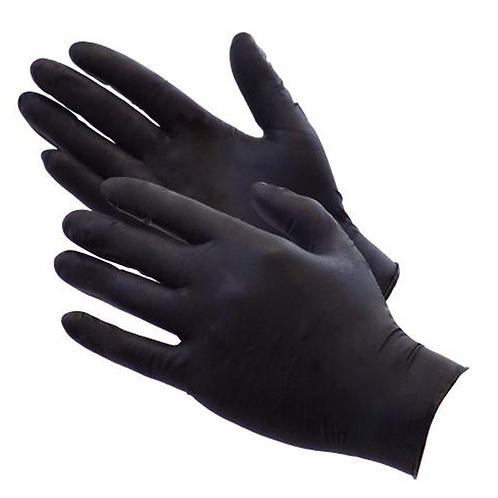 Eco Black Gloves (100pcs)