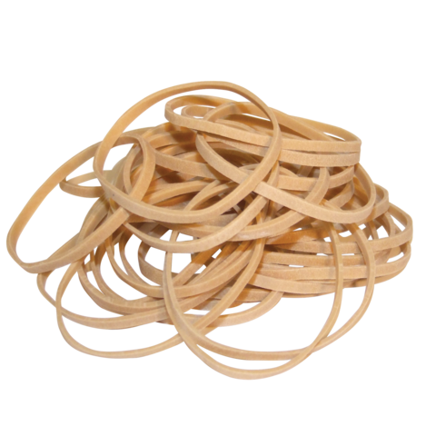 Eco Rubber Bands (100pcs)
