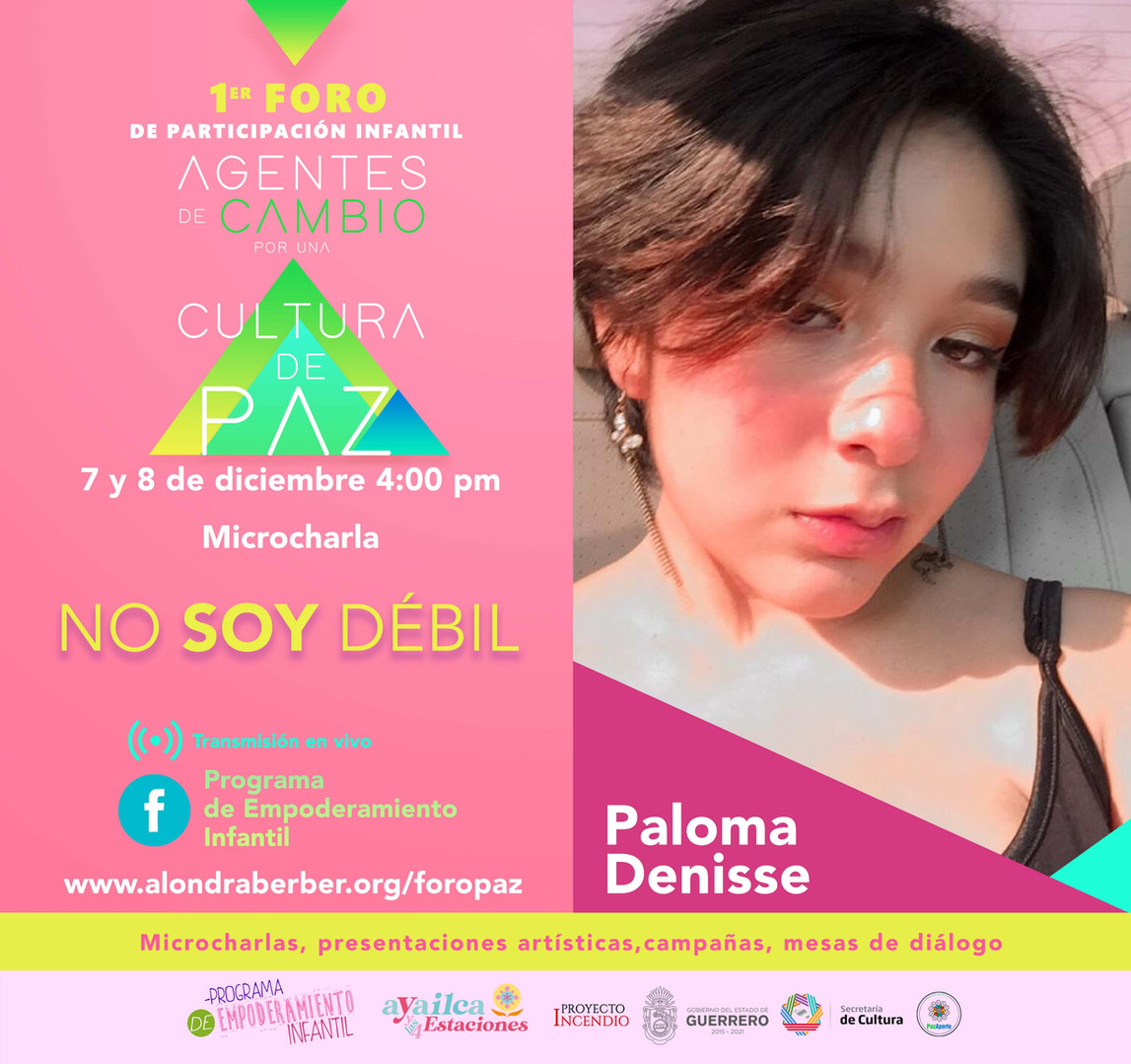 Paloma Denisse / Foro Paz.jpg
