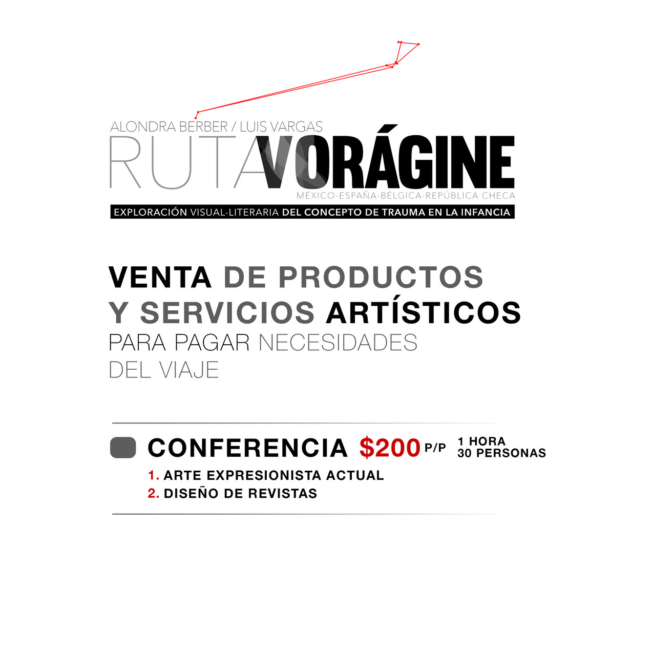 Venta_ruta_vorágine_Conferencia_luis