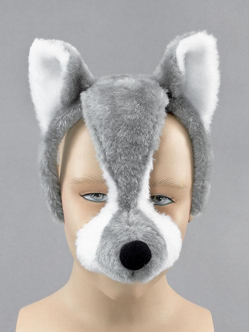 Animal Masks (Half Face)