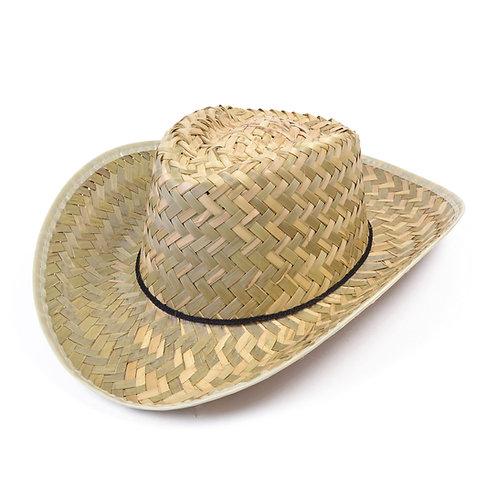 Straw Stetson Hat