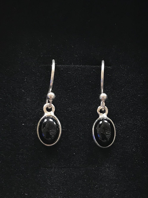 Simple Assorted Oval Stone Drops