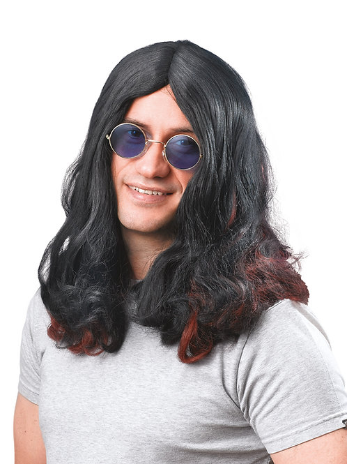 Ozzy Style Wig
