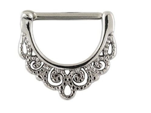 Ornate Nipple clicker